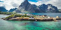 Seaside village of Reine