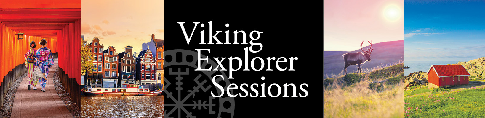 Viking Information Sessions