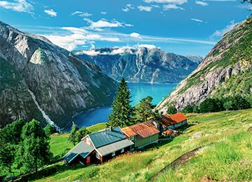 Majestic Fjords & Vibrant Cities