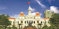 The People's Committee Building of Ho Chi Minh City