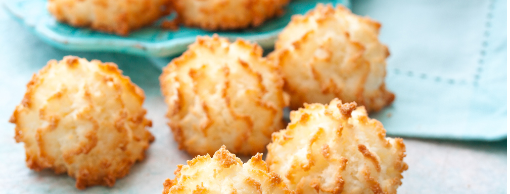Coconut Macaroons Viking Recipes Viking Ocean Cruises