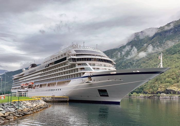Viking Ocean Cruises' Viking Jupiter wins high marks for what it is -- and for what it is not