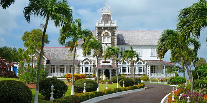 Morne Fortune Government House