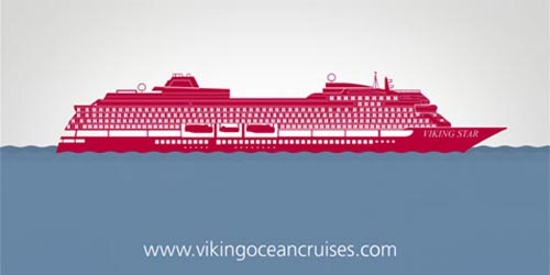 Viking Star Infographic still frame