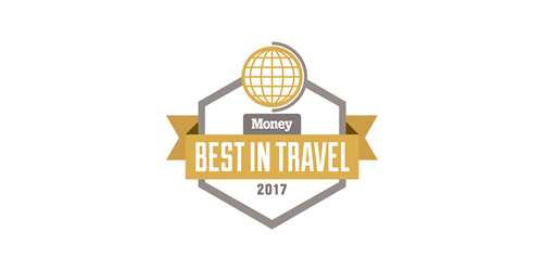 Money Best in Travel 2017 award