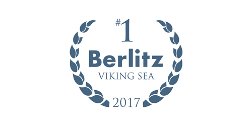 Award logo from Berlitz