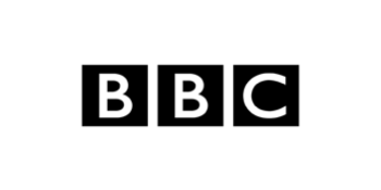 BBC logo - black on white background