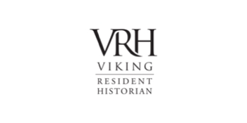 Viking Resident Historian program logo